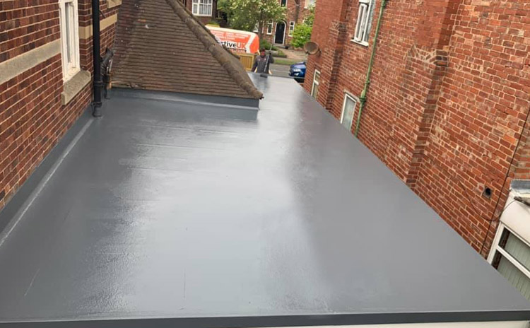 Fibreglass Garage Roofs - Fitted across the Uk